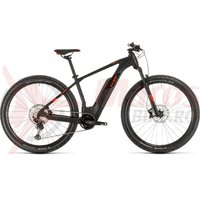 Bicicleta Cube Reaction Hybrid Race 500 29' black/red
