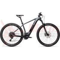 Bicicleta cube Reaction Hybrid SL 625 29' Iridium Black 2021