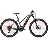 Bicicleta Cube Reaction Hybrid SL 625 29' Trapeze Iridium Black 2021