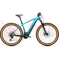 Bicicleta Cube Reaction Hybrid SLT 625 29 Petrol/Peach 2021