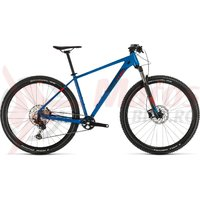 Bicicleta Cube Reaction Pro 29'' Blue/Red 2020