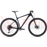 Bicicleta Cube Reaction Race 29'' Black/Orange 2020