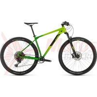 Bicicleta Cube Reaction Race 29'' Green/Black