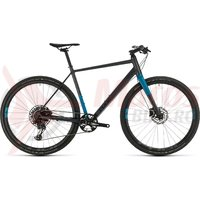 Bicicleta Cube SL Road Pro Iridium/Blue 2020
