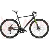 Bicicleta Cube SL Road Race Iridium/Green 2020