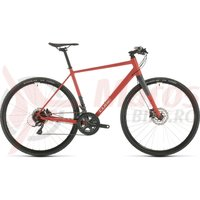 Bicicleta Cube SL Road/Red/Grey 2020