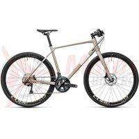Bicicleta Cube SL Road SL Grey/Red 2021