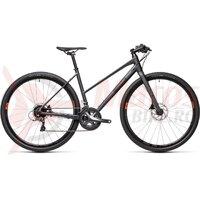 Bicicleta Cube SL Road Trapeze Iridium/Black 28' 2021