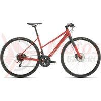Bicicleta Cube SL Road Trapeze Red/Grey 2020