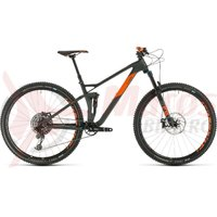 Bicicleta Cube Stereo 120 HPC TM 29 grey/orange 2020