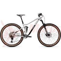 Bicicleta Cube Stereo 120 Race 29' Lightgrey/Black 2021