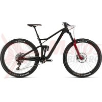 Bicicleta Cube Stereo 150 C:68 SLT 29 carbon/red 2020