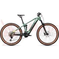 Bicicleta Cube Stereo Hybrid 120 Race 625 27.5' Green/Sharpgreen 2021