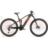 Bicicleta Cube Stereo Hybrid 120 Race 625 29