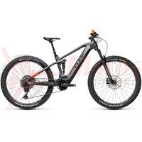 Bicicleta Cube Stereo Hybrid 120 TM 625 29' Flashgrey/Orange 2021
