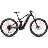 Bicicleta Cube Stereo Hybrid 140 HPC Race 625 27.5' Black/Grey 2021
