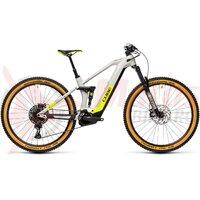 Bicicleta Cube Stereo Hybrid 140 HPC Race 625 27.5' Grey/Yellow 2021