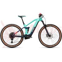 Bicicleta Cube Stereo Hybrid 140 HPC Race 625 27.5' Team 2021