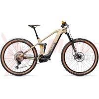 Bicicleta Cube Stereo Hybrid 140 HPC SL 625 29' Desert/Orange 2021