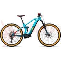 Bicicleta Cube Stereo Hybrid 140 HPC SL 625 29' Petrol/Peach 2021