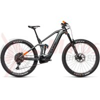 Bicicleta Cube Stereo Hybrid 140 HPC TM 625 29 Flashgrey/Orange 2021