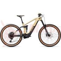 Bicicleta Cube Stereo Hybrid 160 HPC Race 625 27.5' Desert Black 2021