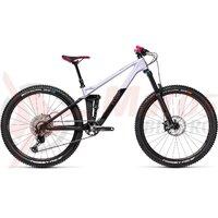 Bicicleta Cube Sting WS 140 HPC Race 27.5' Violetwhite/Carbon 2021