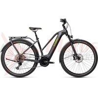Bicicleta Cube Touring Hybrid EXC 500 Trapeze Iridium/Green 2021