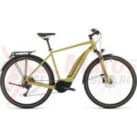 Bicicleta Cube Touring Hybrid One 500 Green/White 2020