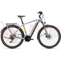 Bicicleta Cube Touring Hybrid Pro 500 Grey/Orange 2021
