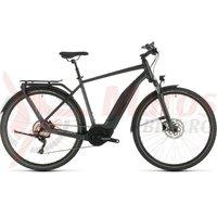 Bicicleta Cube Touring Hybrid Pro 500 iridium/black 2020