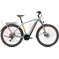 Bicicleta Cube Touring Hybrid Pro 625 Grey/Orange 2021