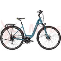 Bicicleta Cube Touring One Easy Entry Blue/Greyblue 28' 2021