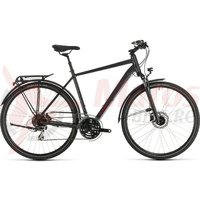Bicicleta Cube Touring One Iridium/Red 2020