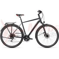 Bicicleta Cube Touring One Iridium/Red 28' 2021