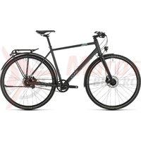 Bicicleta Cube Travel EXC Iridium/Blue