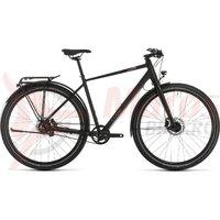 Bicicleta Cube Travel Pro Black/Brown