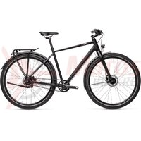 Bicicleta Cube Travel Pro Black/Teak 2021