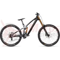Bicicleta Cube TWO15 HPC SLT 29'  Carbon/Flashgrey 2021