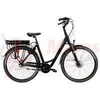 Bicicleta Devron 28124 negru mat 2019