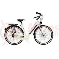 Bicicleta Devron City Lady LC2.8 alba