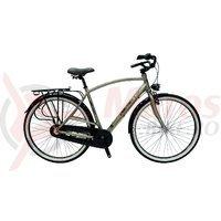 Bicicleta Devron City Men C1.8 storm grey