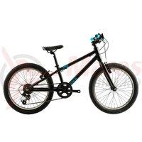Bicicleta Devron Riddle K1.2 20' neagra 2019