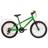 Bicicleta Devron Riddle K1.2 20' verde 2019