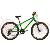 Bicicleta Devron Riddle K2.4 24' verde 2019