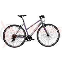 Bicicleta Devron Urban Lady LU1.8 silver pearl