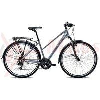Bicicleta Devron Urbio LT1.8 ash grey 2017