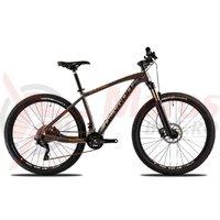 Bicicleta Devron Vulcan 1.7 27.5' neagra 2018
