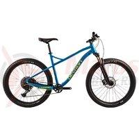 Bicicleta Devron Zerga 3.7 albastra 2018