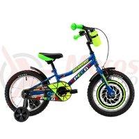 Bicicleta DHS 1601 albastra 2019